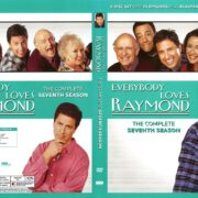 Everybody Loves Raymond Season 7 (2011) R1 DVD Cover