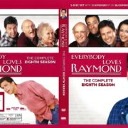 Everybody Loves Raymond Season 8 (2011) R1 DVD Cover