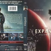 The Expanse Season 1 (2016) R1 DVD Cover