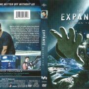 The Expanse Season 2 (2017) R1 DVD Cover
