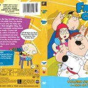 Family Guy Volume 1 (1999) R1 DVD Cover