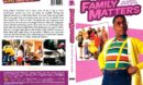 Family Matters Season 7 (2016) R1 DVD Cover