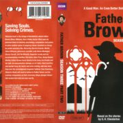 Father Brown Season 3 Part 2 (2015) R1 DVD Cover