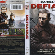 Defiance (2008) R1 Blu-Ray Cover & Label
