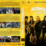 Pitch Perfect Collection (2012-2017) R1 DVD Cover