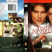 Finding Neverland (2004) R1 DVD Cover