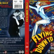 Flying Down to Rio (1933) R1 DVD Cover