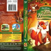 The Fox and the Hound (2006) R1 DVD Cover