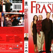 Frasier Season 7 (2011) R1 DVD Cover