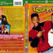 The Fresh Prince of Bel-Air Season 4 (1993) R1 DVD Cover