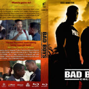 Bad Boys Collection (1995-2003) R1 Custom Blu-Ray Cover