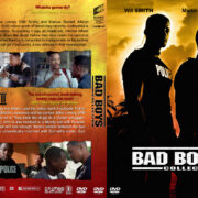 Bad Boys Collection (1995-2003) R1 Custom DVD Cover