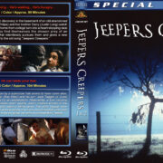 Jeepers Creepers Double Feature (2001-2003) R1 Custom Blu-Ray Cover