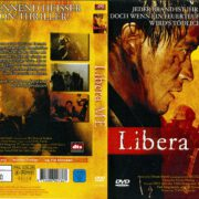 Libera me (2000) R2 German Retail DVD Cover & Label