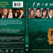Friends Season 6 (1999) R1 DVD Cover