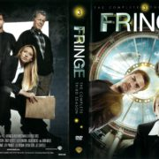 Fringe Season 3 (2010) R1 DVD Cover