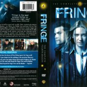 Fringe Season 4 (2011) R1 DVD Cover