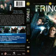 Fringe Season 5 (2012) R1 DVD Cover