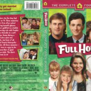 Full House Season 4 (1990) R1 DVD Covers