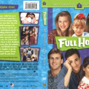Full House Season 5 (1992) R1 DVD Covers