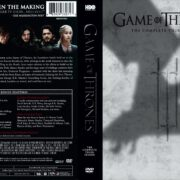 Game of Thrones Season 3 (2014) R1 DVD Cover