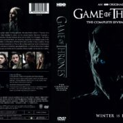 Game of Thrones Season 7: (2017) R1 DVD Covers