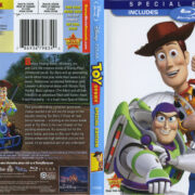 Toy Story (2010) R1 Blu-Ray Cover & Labels