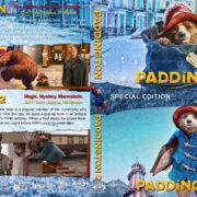 Paddington Double Feature (2014-2017) R1 Custom Blu-Ray Cover