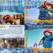 Paddington Double Feature (2014-2017) R1 Custom DVD Cover