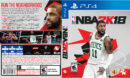 NBA 2K18 (2017) PS4 Cover