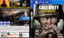Call of Duty WW2 (2017) PS4 Cover