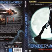 Underworld (2003) R2 German DVD Cover & Label