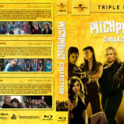 Pitch Perfect Collection (2012-2017) R1 Custom Blu-Ray Cover