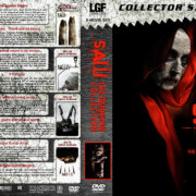 Saw: The Definitive Collection (2004-2017) R1 Custom DVD Cover