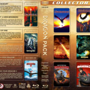 Dragon Collection (1996-2014) R1 Custom Blu-Ray Cover
