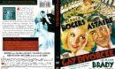 Gay Divorcee (1934) R1 DVD Cover
