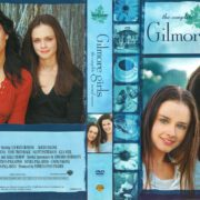 Gilmore Girls Season 2 (2002) R1 DVD Cover