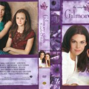 Gilmore Girls Season 3 (2003) R1 DVD Cover