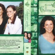 Gilmore Girls Season 4 (2004) R1 DVD Cover