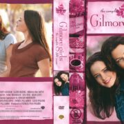 Gilmore Girls Season 5 (2005) R1 DVD Cover