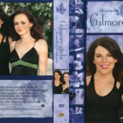 Gilmore Girls Season 6 (2006) R1 DVD Cover