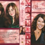Gilmore Girls Season 7 (2007) R1 DVD Cover