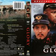 Glory (2000) R1 DVD Cover