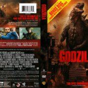 Godzilla (2014) R1 DVD Cover