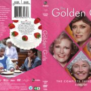 The Golden Girls Season 3 (2016) R1 DVD Cover