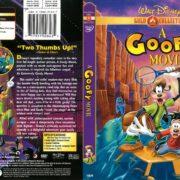 A Goofy Movie (1995) R1 DVD Cover