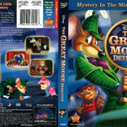 The Great Mouse Detective (2010) R1 DVD Cover