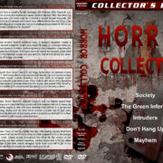 Horror Collection (1989-2017) R1 Custom DVD Cover