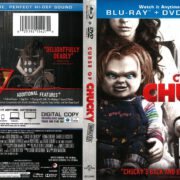 Curse of Chucky (2013) R1 Blu-Ray Cover