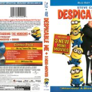Despicable Me (2010) R1 Blu-Ray Cover